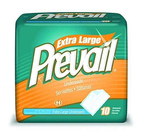 Prevail Underpad Premium Super Abosrbency/30