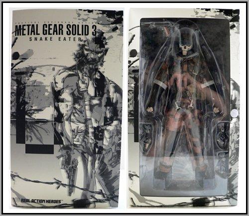 - Medicom Metal Gear Solid Naked Snake - Square Camouflage RAH 12