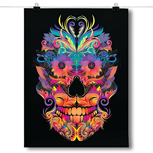 Inspired Posters Sugar Skull Poster