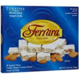 Ferrara Traditional Italian Torrone 7.62 oz (180g) 18 pieces