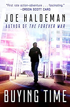 Buying Time by Joe Haldeman science fiction book reviews