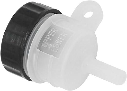 Kesoto Hinterrad Hauptbremszylinder Öl Tasse Motorrad Hintere Bremsflüssigkeitsbehälter Auto