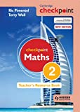 Cambridge Checkpoint Maths Teacher's Resource Book 2, Ric Pimentel and Terry Wall, 144414393X