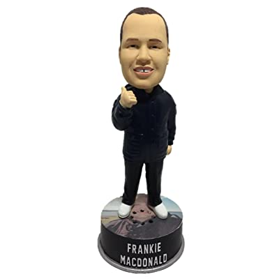 Frankie MacDonald Limited Edition Talking Bobblehead - Individually Numbered to Only 1,000: Toys & Games