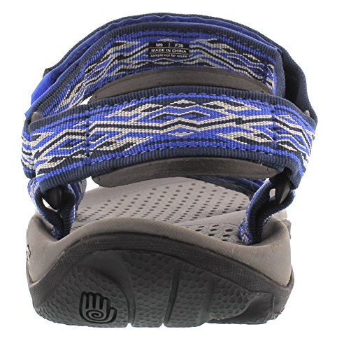 Sandales 3 Waves Bleu de M's 889 Sport Hurricane Mad Blau Homme Teva Blue AtpqwSn