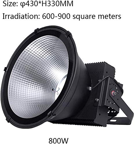 LIIYANN Proyector LED, Impermeable al Aire Libre 300W-2000W ...