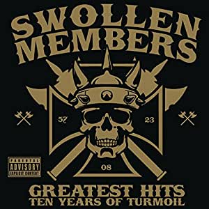 NEW Swollen Members - Greatest Hits-ten Years Of Tur (CD)