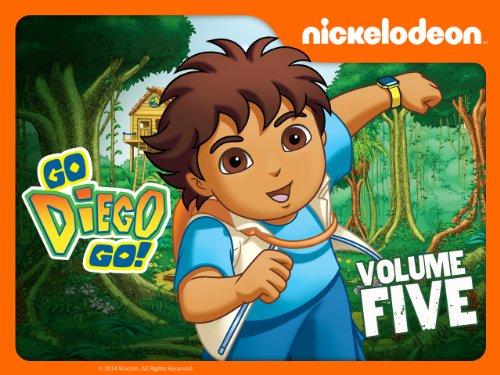 Amazon Com Go Diego Go Volume 5 Diego Amazon Digital