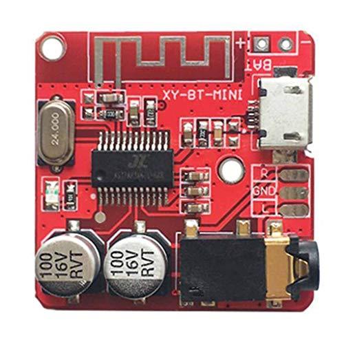 TOOGOO Bluetooth Decoder Modified Bluetooth 4.1 Circuit Board Xy-Bt-Mini Durable Use (Board Bluetooth Circuit)