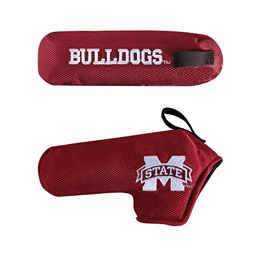 Team Effort Mississippi State Bulldogs Shaft Gripper Blade Putter Cover