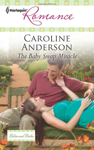 book cover of The Baby Swap Miracle