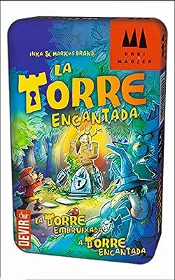 Devir-La Torre Encantada, única (BGTOTIN): Amazon.es: Juguetes y juegos