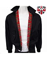 Warrior Harrington Jacket (Black) Size:XXXL