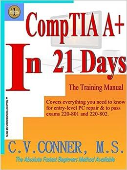 Donde Descargar Libros En Comptia A+ In 21 Days - Training Manual Documento PDF