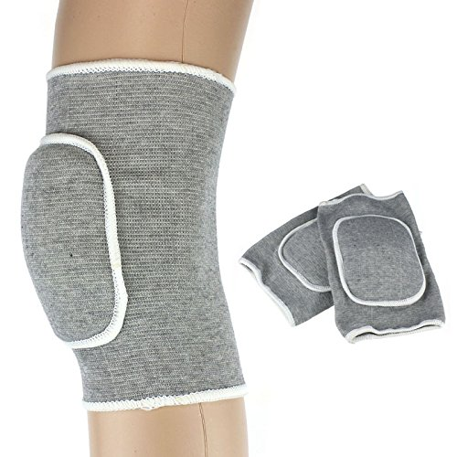 (New Tendon Gym Knee Knee Brace for Training Outdoor Sport Dancing Grey)