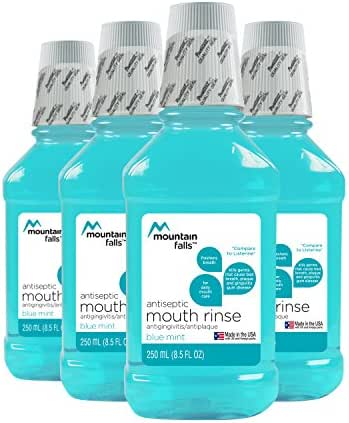 Mouthwash: Mountain Falls Antiseptic Rinse