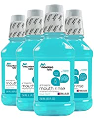 Mountain Falls Antiseptic Blue Mint Mouthwash, ADA Accepted...