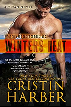 Winters Heat (Titan Book 1) by [Harber, Cristin]