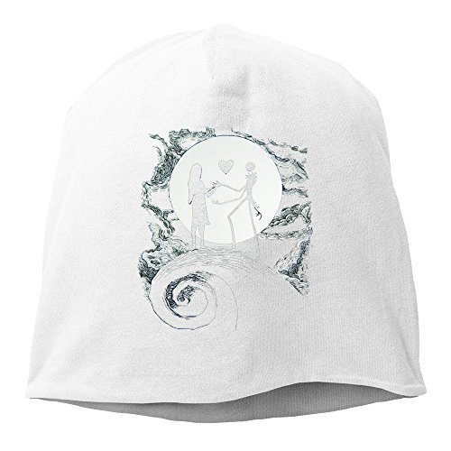 STUAOTO The Nightmare Before Christmas Beanie Cap (Qute Couple)