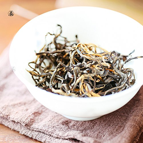 Aseus 500 grams of Yunnan Fengqing Zhichun ancient Black Tea Kung Fu Black Tea baked in high Xiangming diangong ahead spring shipping