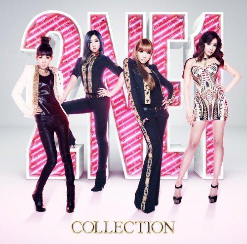 CD : 2NE1 - Collection (Japan - Import, 3PC)