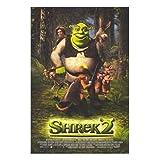 Shrek 2 Movie Poster (11 x 17)