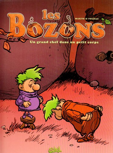 Les Bozons, Tome 4 (French Edition)