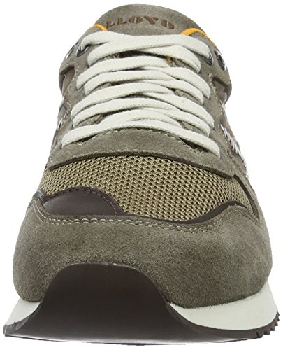 LLOYD Herren Eastman Low-Top Braun (Taupe)