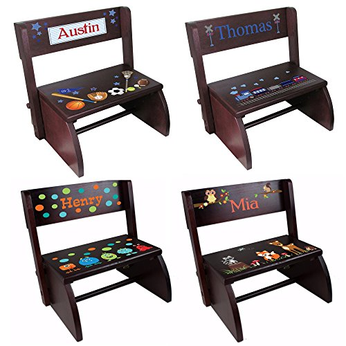 Compare Price To Toddler Step Stool Personalized