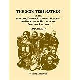 The Scottish Nation Volume D-F