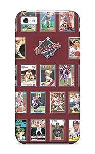 4232642K484036173 cincinnati reds MLB Sports & Colleges best iPhone 5c cases