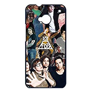 Coolest FOB Popular Fall out boy Phone Case Cover For Htc One M7 Nice Protective Mobile Shell