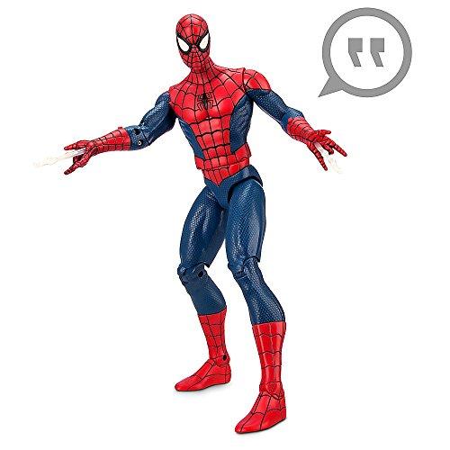 - Marvel Spider-Man Talking Action Figure - 14 Inch