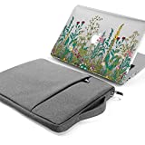GMYLE 2 in 1 Bundle Floral Soft-Touch Crystal Print