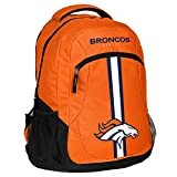 Denver Broncos Action Backpack Standard