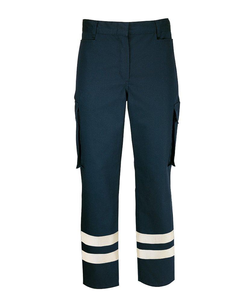 talla 6, 5/% poli/éster, 35/% algod/ón Alexandra STC-NF80NA-06R Essential color azul marino Pantal/ón reflectante para mujer