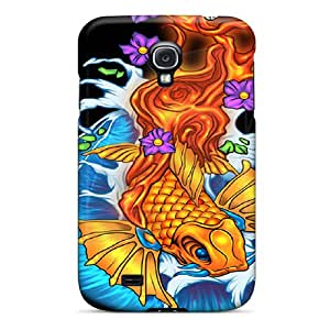 New Design On BArZtsW726Evhbo Case Cover For Galaxy S4
