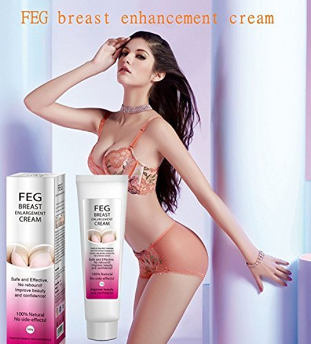 FEG ALL NATURAL BREAST BUST ENLARGEMENT GROWTH CREAM by FEG