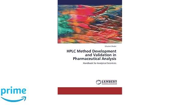 handbook of analytical instruments pdf free