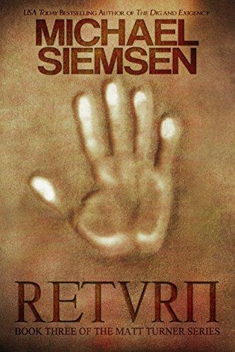 (Return (Matt Turner Series Book 3))