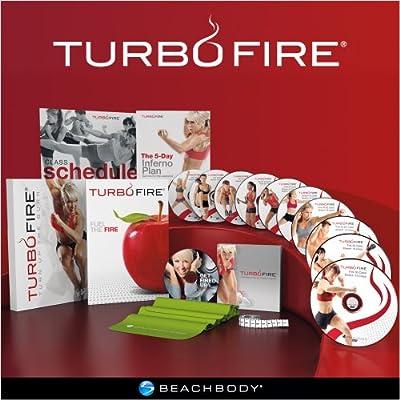 Beachbody's TurboFire DVD Workout by Beachbody Inc.,