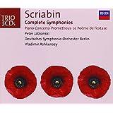 Complete Symphonies / Prometheus / Le Poeme de l'extase / Piano Concerto / Prometheus