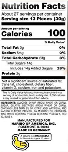 Haribo Goldbears Candy, 28.8 Ounce (Pack of 6) by Haribo (Image #2)
