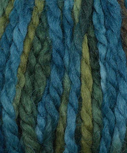 Chunky Alpaca Yarn - Grande Hand Dyed 100% Baby Alpaca Yarn - #28