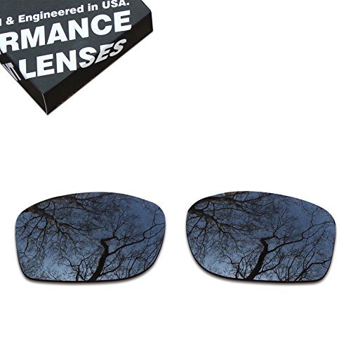 ToughAsNails Polarized Lens Replacement for Oakley Fives Squared Sunglass - More - For Lenses Replacement Oakley Fives