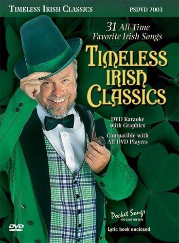 (Timeless Irish Classics DVD Karaoke with Graphics )