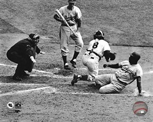 Amazon|ジャッキー·ロビンソン1955年ワールドシリーズの間にホームを ...