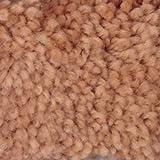 Mohawk Cut To Fit Plush Bath Carpet 5 by 6 Feet, Cork