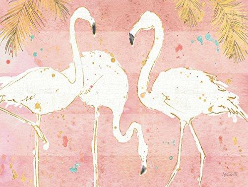 Flamingo Silhouette - 9