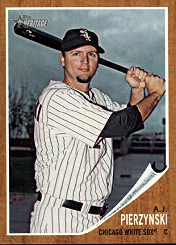 Aj Pierzynski White Sox - 2